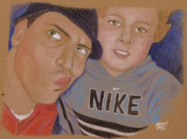 #JustMeJc #JohnCurtisRyan and Tre'Shawn Funk by John-Curtis-Ryan