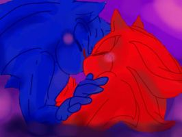 sonadow love by nails1236