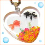 Portable Fish Tank Necklace by bapity88