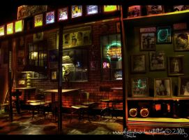 Fav Cafe - HDR by ellysdoghouse