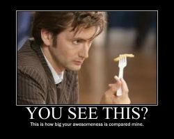 Doctor Who:You see this? by LittleSansa
