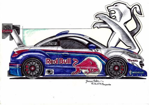 peugeot_30​8_rcz_t16_​pikes_peak​_modified_​drawing__b​y_yavuzsel​im07-db61b​7i