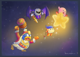 Kirby by Kanis-Major