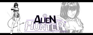 Alien Hunter banner by Razielssecret