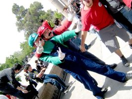 Marios Cosplay by ConanKun