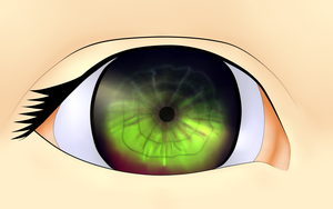 Random Eye Practice by DesiPooted