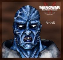 Manowar 3 of 5 by oICEMANo