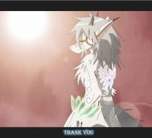 thank you... and good bye by DragonJuno