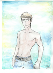 Jean's Really Bringing Sexy Back by SPAZTASTYCK