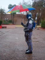 PCC: Jango Fett by SuperSilkie