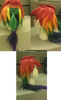 Handmade Made Dashi Wig by Kitty1234207