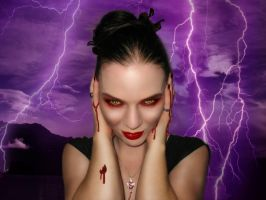 Bloody Mind by Izilja