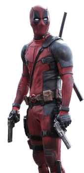 Deadpool Render by The-Blacklisted