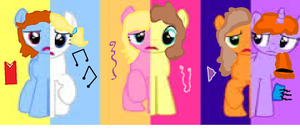 What My Cutie Mark Is Telling Me Friends { IRL } by AnimeROBLOXMLPGirl