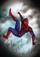 New Spidey by TuaX