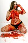 Blood Bath by larrybradbyphoto