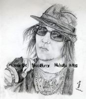 Synyster Gates by Misseflurry