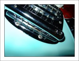 fender mustang by dontbemad