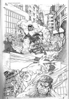 new hulk pg1 by K-Scott-Hepburn