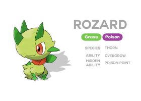 #151 Rozard by NachtBeirmann