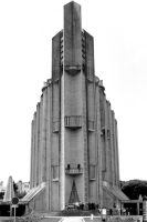 Church of Concrete 2 (re edited) by PatriceChesse