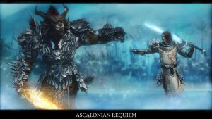 Guild Wars 2 - Ascalonian Requiem by RyanReos