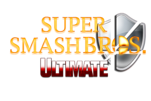 Super Smash Bros Ultimate Logo by sonic4ever760