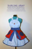 Catbug - Bravest Warriors - Cosplay Pinafore by DarlingArmy