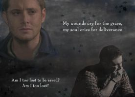 DeanWinchester- Am I Too Lost? by edwards-lover-7