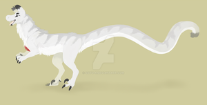 Raptor Liaka by Meredies