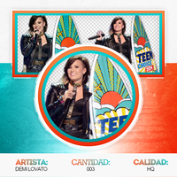 Pack Png 76// Demi Lovato. by ExoticPngs