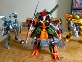 Bludgeon Upgraded by Carnivius