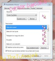 Cursor CupCake Pink by TheTutospink