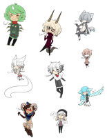 [ all the cheebs ] by DancingWithDreams