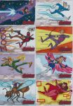 Avengers: Age of Ultron - Sketch Cards Group 3 by tyrannus