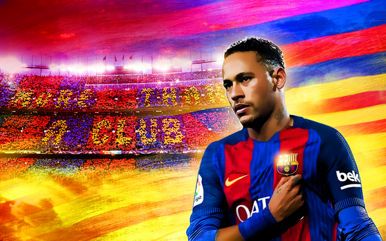 Barca! More Than A Club by LU-IS9