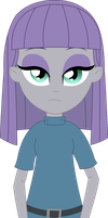 Vector - EqG Maud (Frock) by JustinKWork