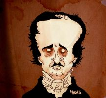 Poe By Makinita by Makinita