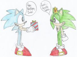 Happy (Late) Birthday Me! by Sonicdude645