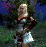 Guild Wars 2 Mesmer by GlobtheSpacetoad