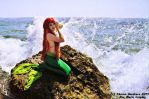 The little mermaid by Kharen94th
