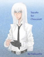 Squalo for Chocoro0 by Halouette