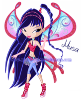 Musa Chibi Believix by MagiaBelievix