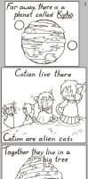 Catien Storybook Pg1 by MuseWhimsy