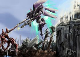 Destroyed by Tsuranga