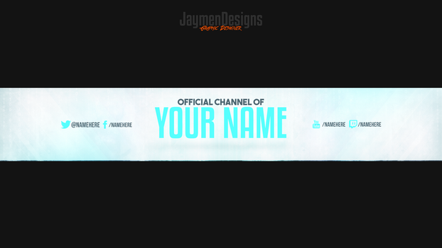 Banner Template by JaymenGFX