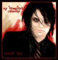 gerard way by theperfectlestat