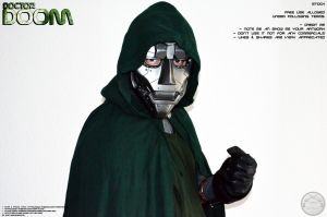Dr. Doom - Stock8 by Joran-Belar