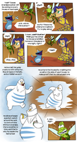 Rayman - Neocreation Day Fan Comic page 8 by EarthGwee