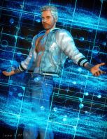 Hacker by jepegraphics